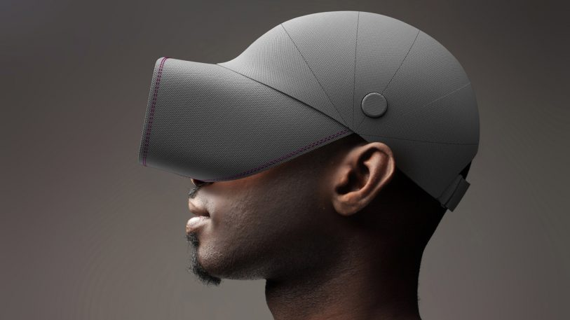 This Veteran Designer Built A Better Oculus In His Free Time