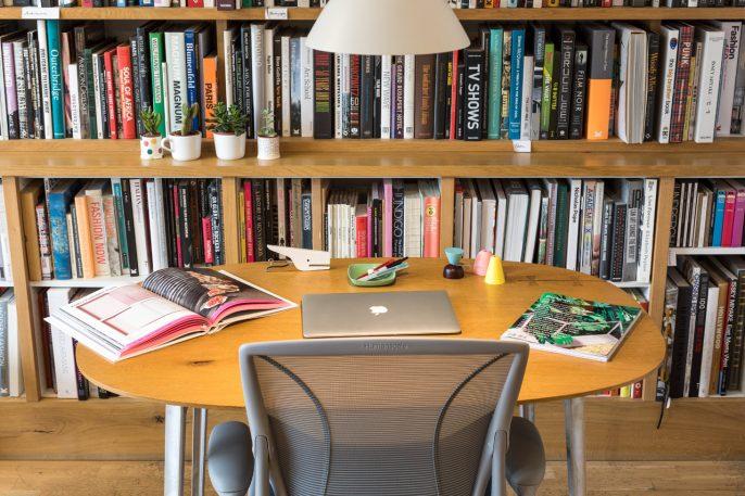 The Desks Of Top Creatives Prove That Offline Workspaces Still Matter