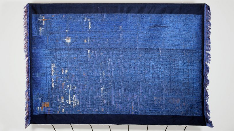 This Shimmering Tapestry Visualizes Your Wi-Fi