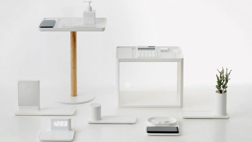 This Furniture Is Hiding Wireless Chargers–And It Feels Like The Future