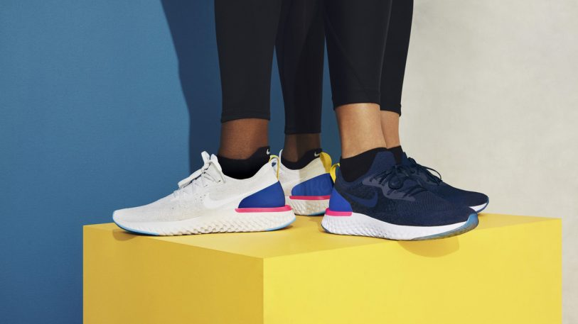 Nike's New React Running Shoe Is Flubber For Your Feet