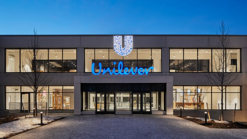 Unilever transformed its old office park into an ultra-sustainable HQ