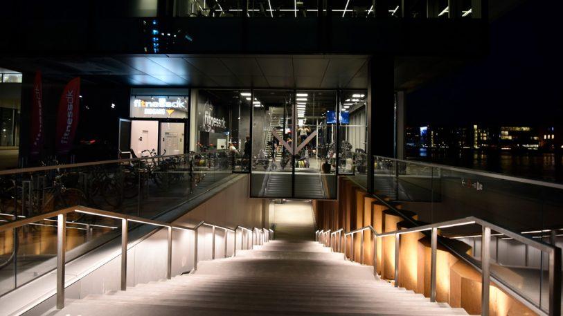 A Highway Runs Right Through This Copenhagen Building