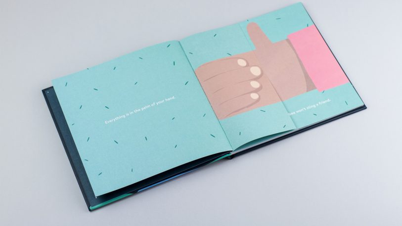 Everimal: An adorable new take on pop-up books