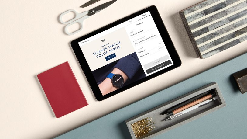 Squarespace owns web design–now it's coming for email