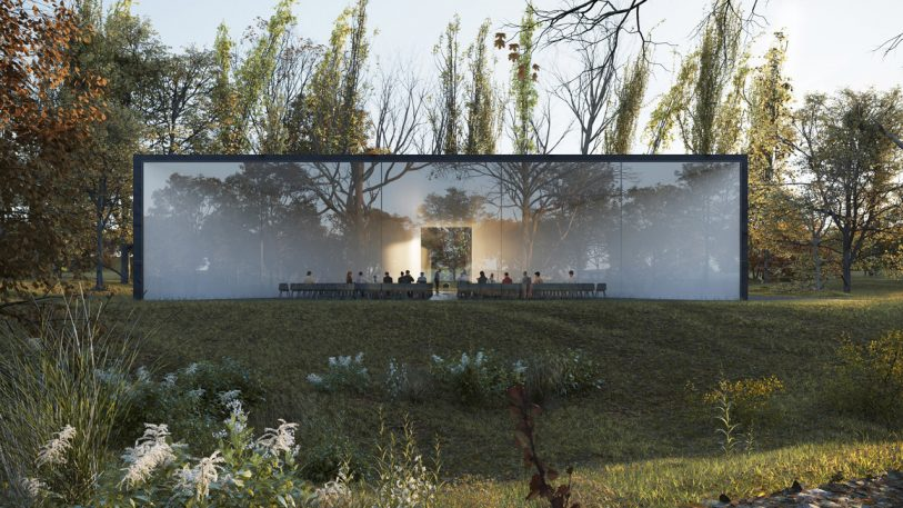 After a friend's death, these architects designed a funeral home