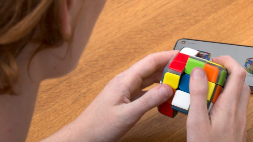 The Rubik's cube, the most popular toy ever, gets redesigned