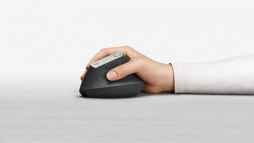 How Logitech designed an ergonomic mouse that's not weird