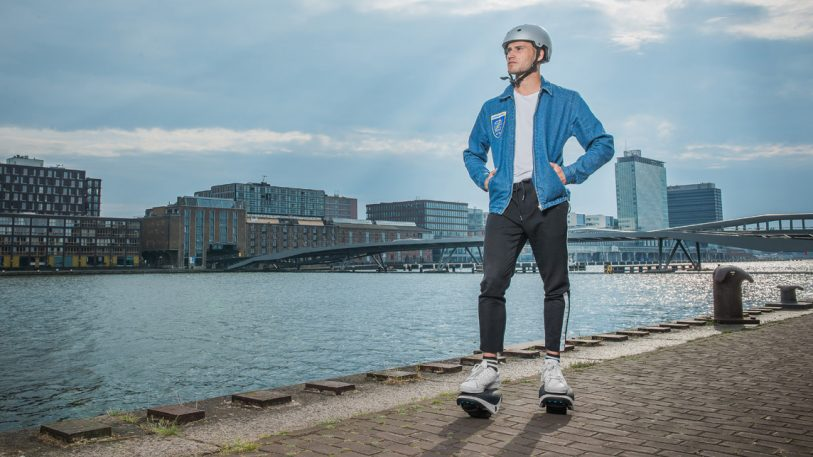 Segway is back, and it's coming for your last shred of dignity