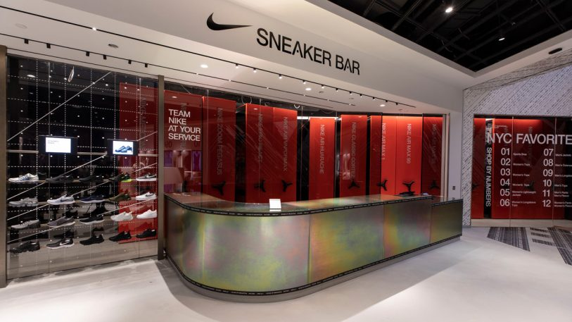 Nike's huge new flagship looks like the future of retail