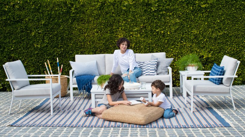 This new startup makes affordable outdoor furniture–out of ocean plastic