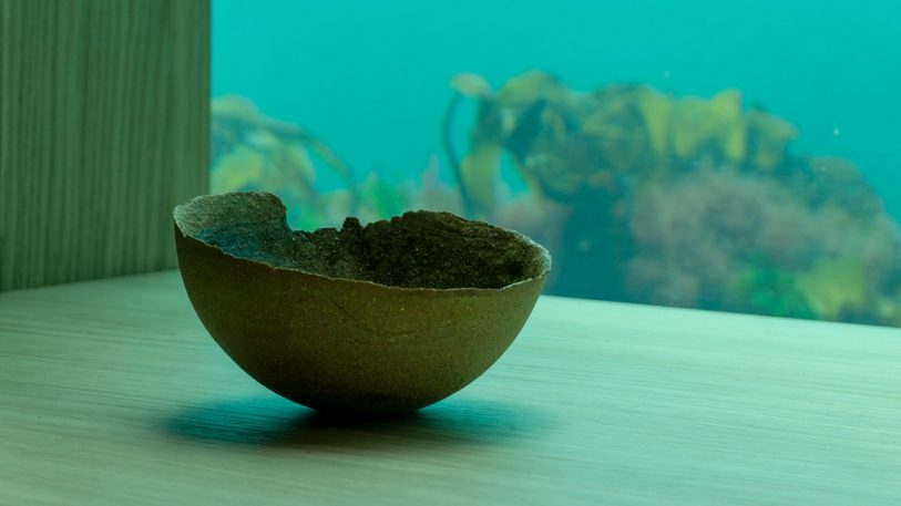 Europe's first underwater restaurant has gorgeous, otherworldly tableware
