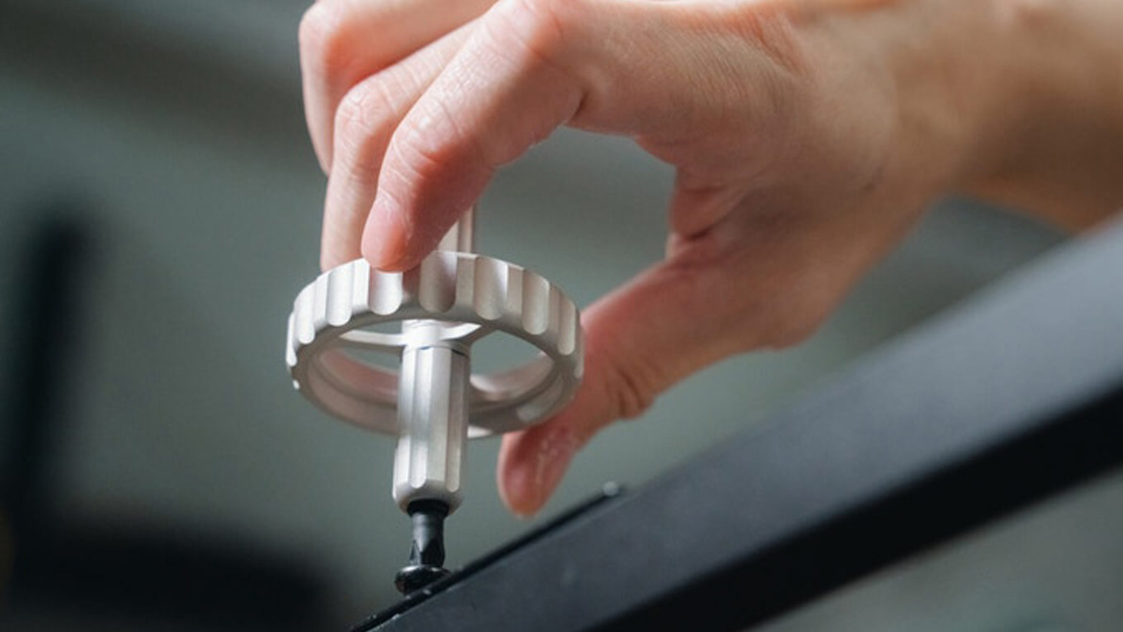 This reinvented screwdriver is the tool to end all tools