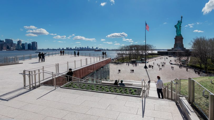 Every American should visit the new Statue of Liberty Museum