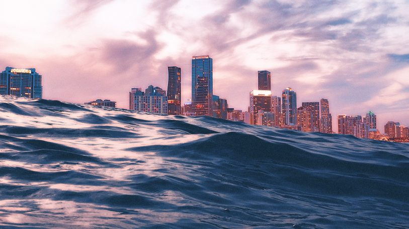 Here's what the worst case sea level rise might look like in your city