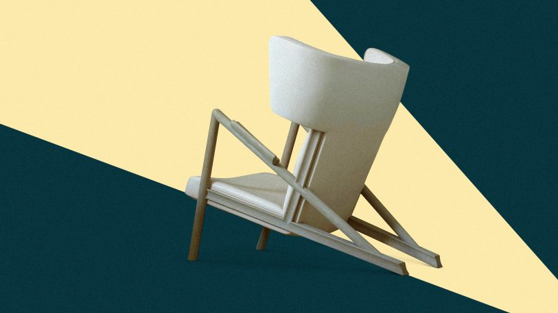 This influential chair was too provocative in 1937, but it's finally being released