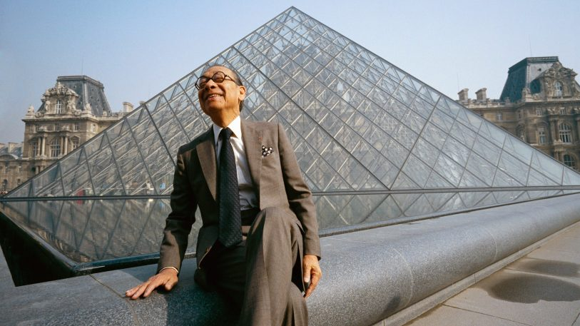 """Learning from late architect I.M. Pei: """"Architecture is not fashion"""""""