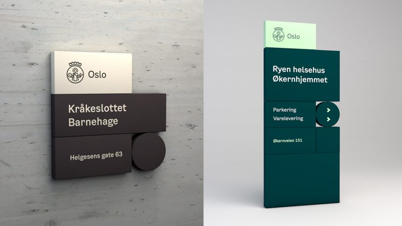 How a new logo saved the city of Oslo $5 million a year