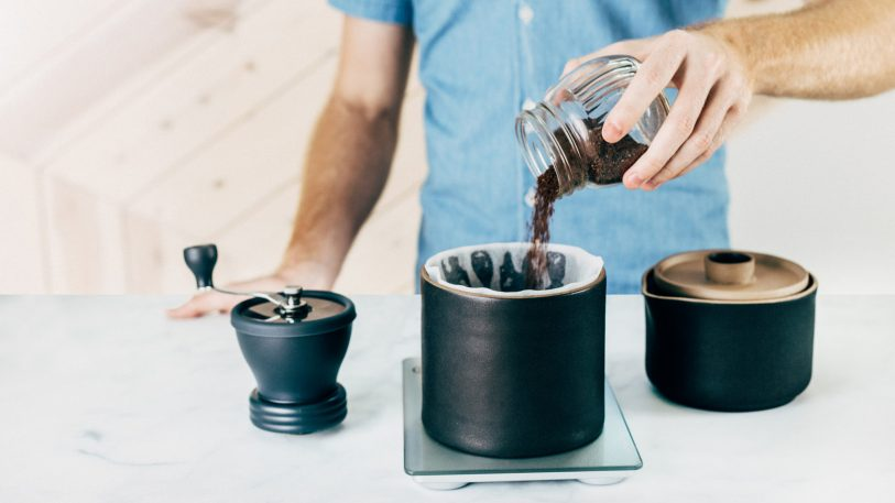 One of tech's most prolific design studios just reinvented the coffee maker