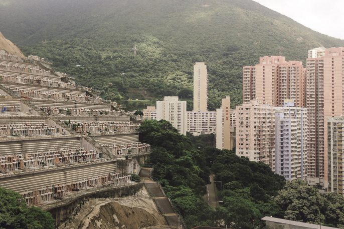 Inside the high-rise graveyards of Hong Kong