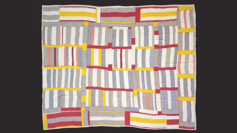 A museum's new collection celebrates the art of African American quilting