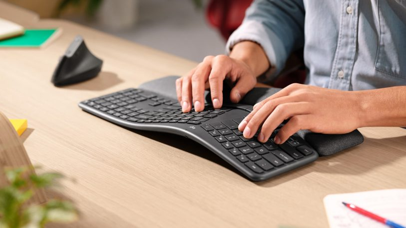 The perfect ergonomic keyboard is here