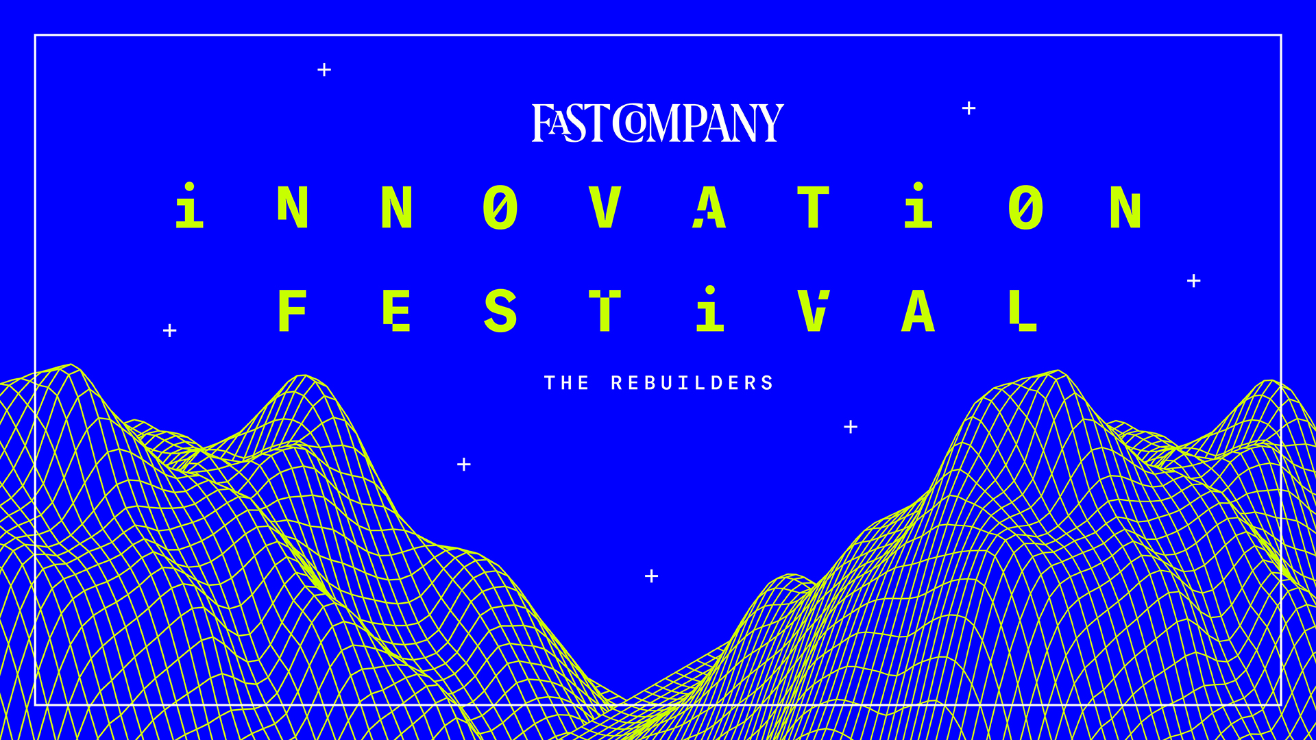Fast Company announces details of seventh annual innovation festival