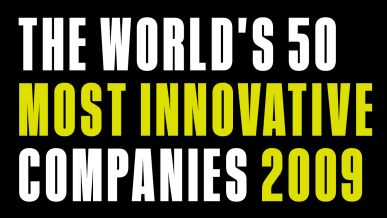Most Innovative Companies 2009