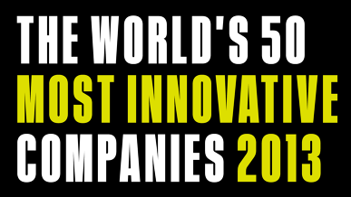 Most Innovative Companies 2013