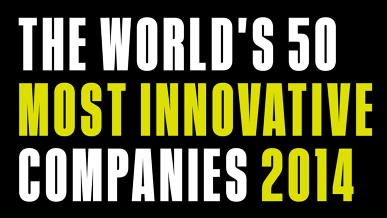 The 2014 World's Most Innovative Companies | Fast Company
